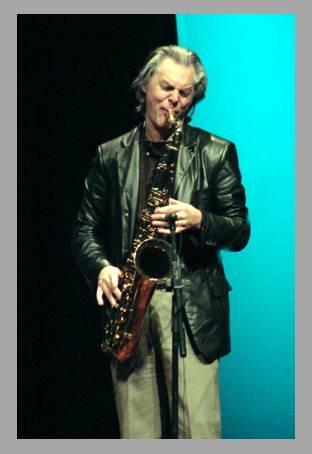 Jan garbarek group emociona jazz madrid 2003 for Conciertos jazz madrid