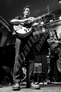 Dave Allen. Foto: Sergio Cabanillas