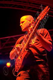 David Fiuczynski. Foto: Sergio Cabanillas
