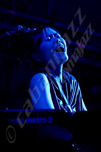 Hiromi Uehara. Foto: Sergio Cabanillas