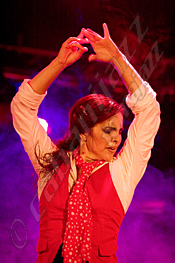 Pilar Carrasco. Foto: Sergio Cabanillas