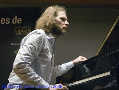 Nikolaj Hess. Foto: Javier Nombela