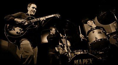 Jonathan Kreisberg Trio