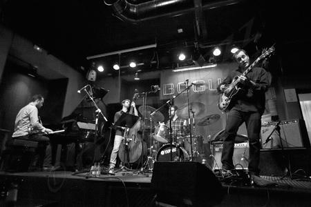 Jonathan kreisberg quartet 25 x 2012 bogui jazz for Conciertos jazz madrid