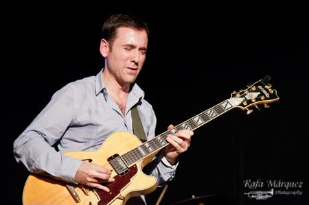 Albert Vila New Quartet (Jazzazza, Aljezares, Murcia, 15-XII-2012)