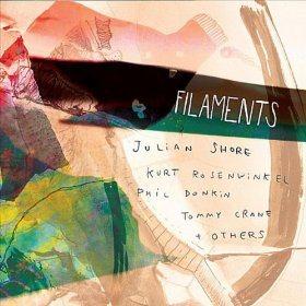 Julian Shore – Filaments (Tone Rogue Records, 2012)