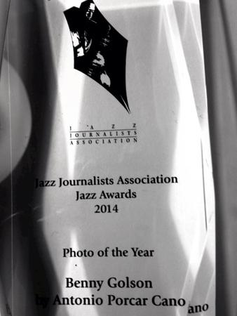 Premio Jazz Photo Of The Year 2014