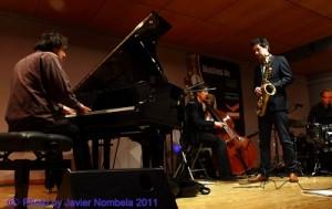 YURI HONING ACOUSTIC QUARTET. Noches de Jazz en la Fundación Carlos de Amberes. Fundación Carlos de Amberes (Madrid).