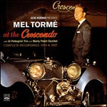 Mel Tormé – At The Crescendo 1954 & 1957