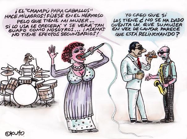 Notas de Humor by Kuto. Septiembre 2012
