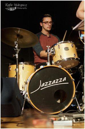 Iago Fernández Quintet featuring Perico Sambeat (Jazzazza Jazz Club, Aljezares, Murcia, 12-I-2013)
