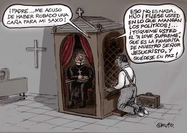Notas de Humor by Kuto. Febrero 2013