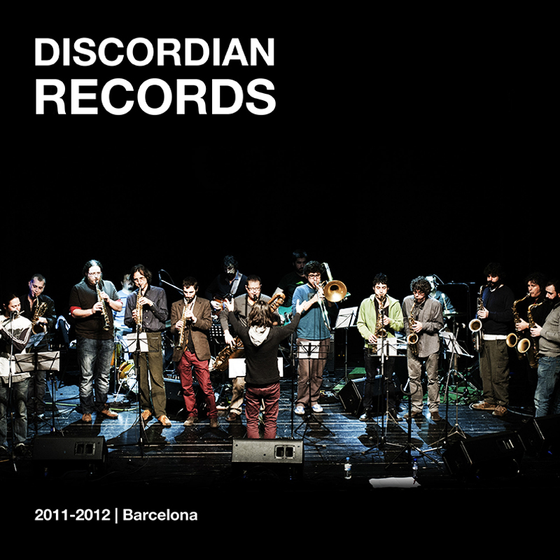 [ar079] DISCORDIAN RECORDS | 2011-2012 | Barcelona