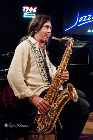 "Jorge Pardo ""Huellas"" (Jazzazza Jazz Club, Murcia, 2013-05-25)"