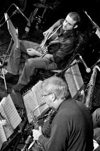 Yul Ballesteros & Dick Oatts, photo by Sergio Cabanillas