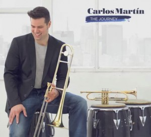 Carlos Martín: The Journey (Sedajazz, 2013)