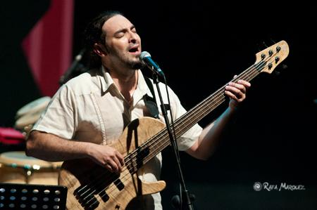 Alain Pérez / Julio Montalvo & The Cuban Collective (XVI Festival Internacional de Jazz San Javier, San Javier, Murcia, 2013-07-05)