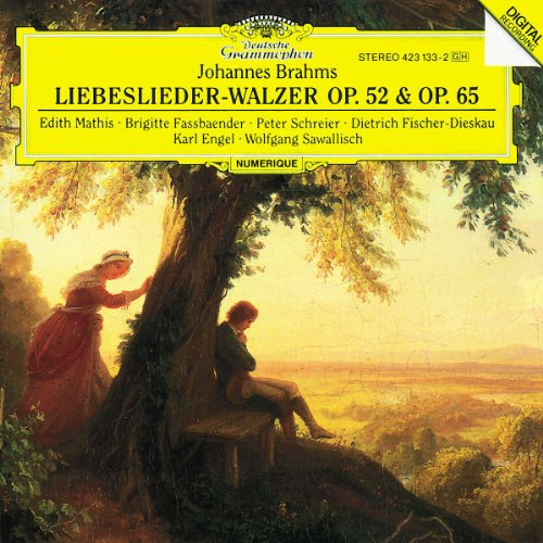 Who The Fuck?: Liebeslieder-Walzer (Love Song Waltzes) (Brahms) [Especial agosto 2013]