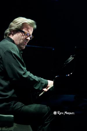Thierry Lang Trio & Matthieu Michel (XVI Festival Internacional de Jazz San Javier, San Javier, Murcia)