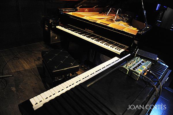Bojan Z Piano Solo (Jamboree, Barcelona, 2013-07-05)