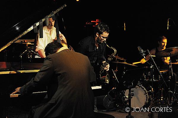 05_EMILE PARISIEN 4t (©Joan Cortès)_#1Têtes de Jazz!_Avignon
