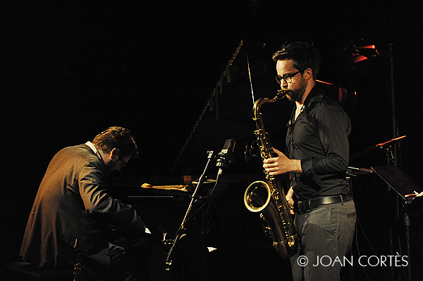 06_JULIEN TOUERY & EMILE PARISIEN (©Joan Cortès)_#1Têtes de Jazz!_Avignon