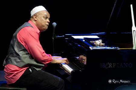 "Chuchito Valdés Cuarteto ""Homenaje a Bebo Valdés"" (XVI Festival Internacional de Jazz San Javier, 2013-07-27)"