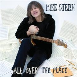 Mike Stern: All Over The Place (Heads Up, 2012)