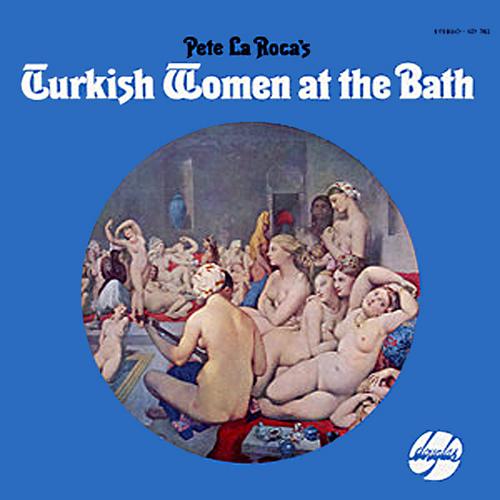 pete la roca turkish woman at the bath