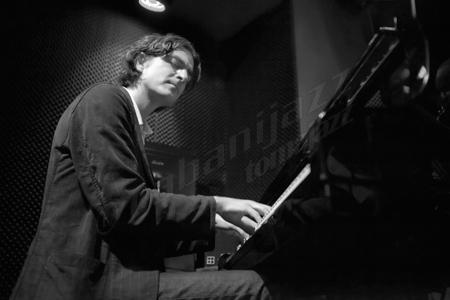 Bryn Roberts (Bogui Jazz, Madrid, 2013-10-26)