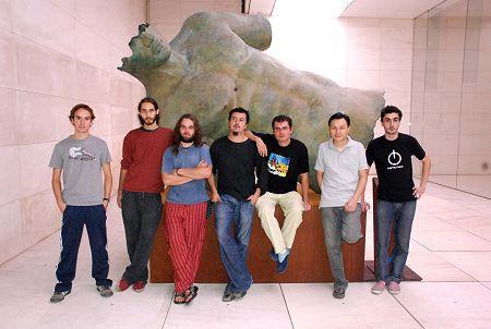 Planeta Imaginario en Caixa Fórum, Barcelona, 2007