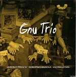 Gnu Trío - Gnu Trío (GNU 001, 2009)