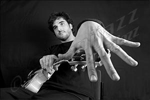 Scott Dubois por Sergio Cabanillas