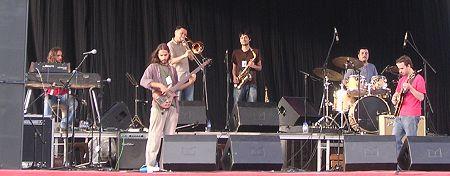 Planeta Imaginario en directo en Vilaseca, 2008