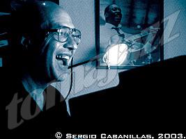 Dan Wall por Sergio Cabanillas