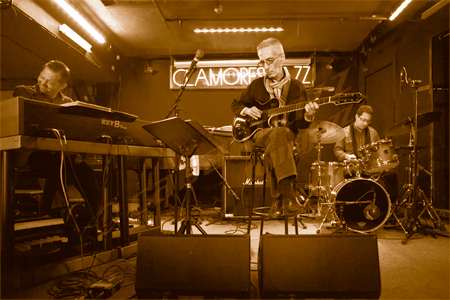 Pat Martino Trio (Sala Clamores, Madrid, 2013/11/11)