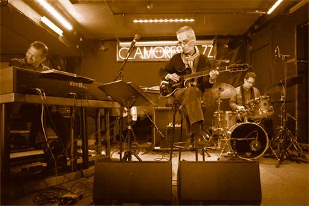Pat Martino Trio © Sergio Cabanillas