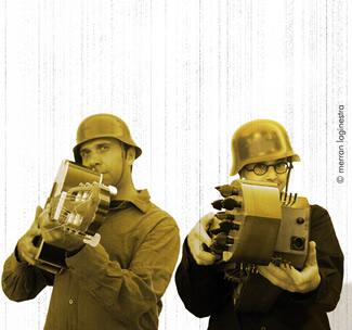 Brigada Bravo-Díaz: música popular improvisada, por Sergio Cabanillas