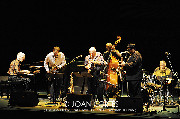 05_SAXOPHONE SUMMIT (©Joan Cortes)_19oct13_45FIJazzBcn_Teatre-Auditori_Sant Cugat (Bcn)