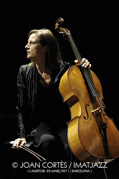 IMJ037_ANJA LECHNER (©Joan Cortès)_22mar2011_Tarkovsky Quartet_ECM Series_L'Auditori_Bcn