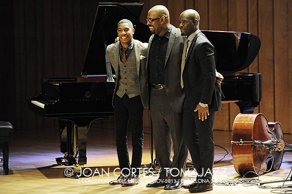 04_CHRISTIAN McBRIDE Trio (©Joan Cortès)_16nov13_Conservatori del Liceu_45FIJazz_Bcn