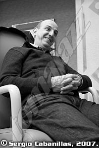 Agustí Fernández © Sergio Cabanillas, 2007