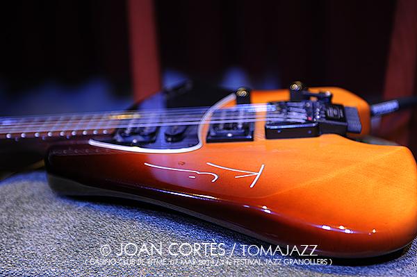 01_DANI PEREZ_Joan Cortes_07mar2014_Casino Club de Ritme_24Festival Jazz Granollers_Granollers