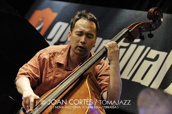 11_BRUCE BARTH Trio + PSambeat (©Joan Cortès)_27mar14_Nova Jazz Cava_33FJazzTerrassa