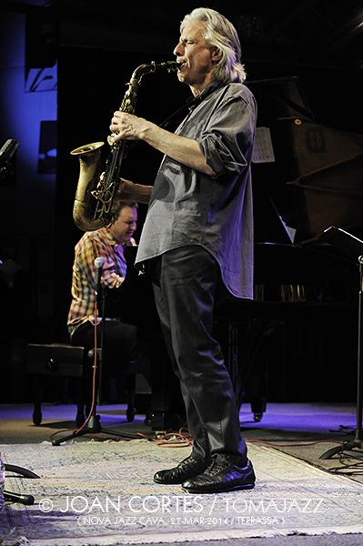 14_BRUCE BARTH Trio + PSambeat (©Joan Cortès)_27mar14_Nova Jazz Cava_33FJazzTerrassa