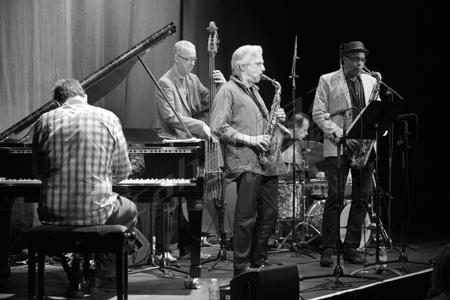 Bruce Barth / Duncan Hopkins / Perico Sambeat / Stephen Keogh / Jean Toussaint © Sergio Cabanillas, 2014