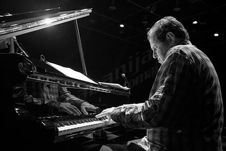 Bruce Barth © Sergio Cabanillas, 2014