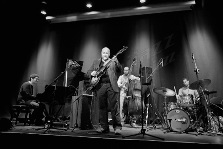Barry Green / David O'Rourke / Alex Davis / Eddie Hick © Sergio Cabanillas, 2014