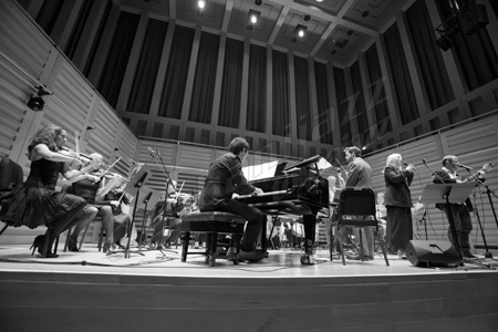 Musica Paradiso / London Filmharmonic Orchestra © Sergio Cabanillas, 2014