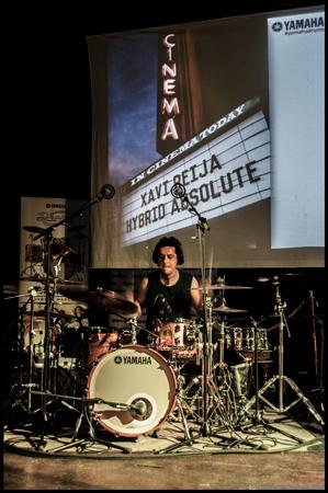 Xavi Reija © Marcelino Miguel Castro, 2014